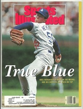 91 Sports Illustrated Los Angeles Dodgers Orel Hershiser Anaheim Angels ... - $2.50