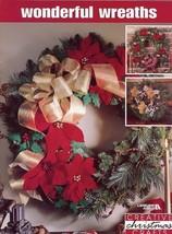 Wonderful Wreaths. Scripture, Angel Christmas, Gingerbread Crafting 11 D... - $2.22