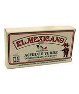 Green Achiote Paste El Mexicano Spiced Seasonin... - $3.18