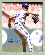 Jimmy Key Toronto Blue Jays Signed Pitching 8x10 Photo - $37.00