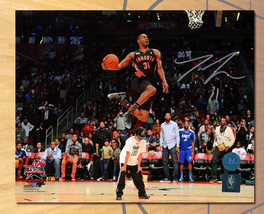 Terrence Ross Toronto Raptors Signed Slam Dunk Contest Champ 8x10 Photo - $48.00