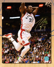 Terrence Ross Toronto Raptors Signed All Star Season Dunk 8x10 Photo - $48.00