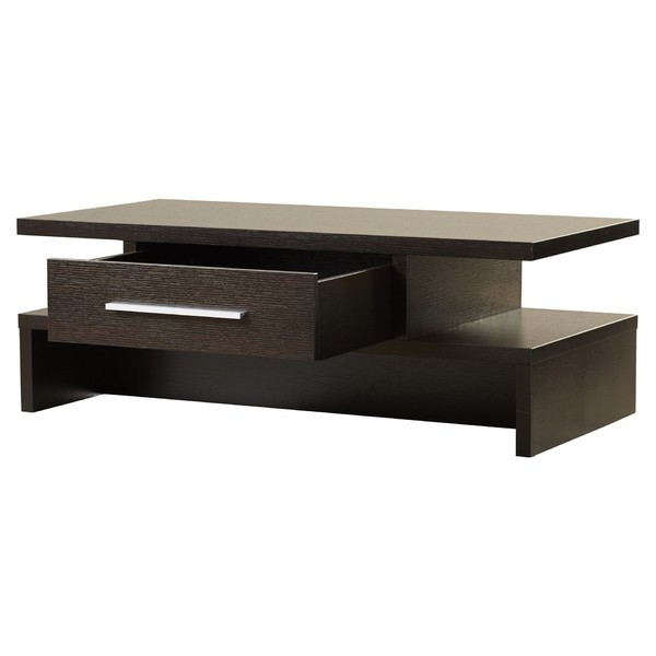 Coffee Table Modern With Storage Contemporary Home Furniture Tables