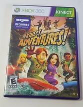 Kinect Adventures - Xbox 360 CIB Complete 2010 - $7.87