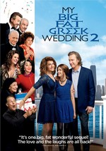 My Big Fat Greek Wedding 2 (DVD, 2016) New