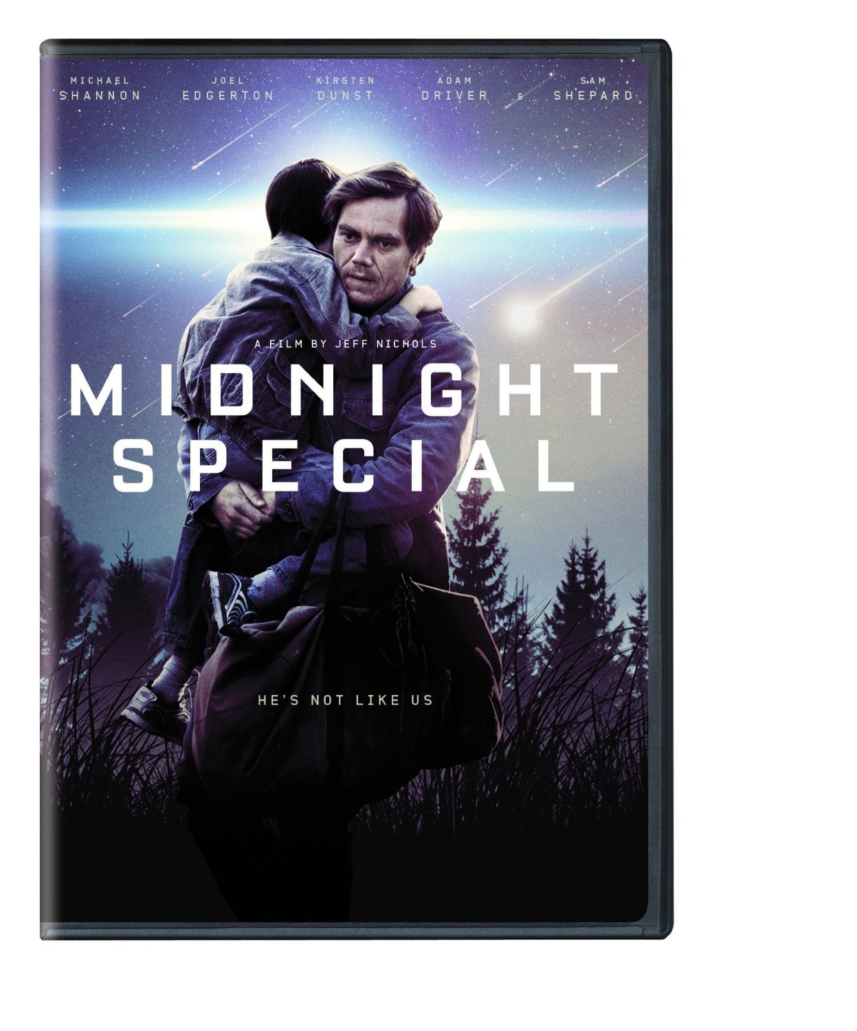 Midnight Special (DVD, 2016) New