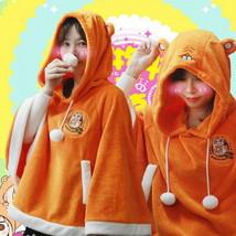 Himouto!Umaru-chan Anime Umaru Cosplay Plush Cloak #39897 - $21.99