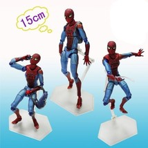 The Amazing Spider-man 5.9 Inches Changing Faces PVC Figma #38943 - $15.79