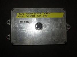 13 HONDA ACCORD 2.4L ECM #37820-5A3-L77 *See item description* - $105.18
