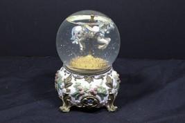 Carousel Horse Musical Snow Globe 6