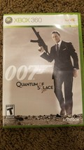 James Bond 007: Quantum of Solace (Microsoft Xbox 360, 2008) - $14.99
