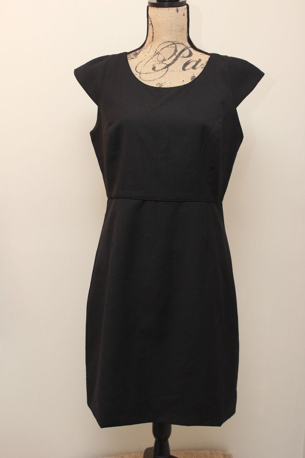 f653367eb1 J Crew Black 100% Wool Suiting Dress Cap and 50 similar items. S l1600