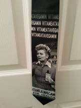 "Elvis Presley Novelty Neck Tie ""Born to Ride"" Black White Ralph Marlin 1... - $22.18"