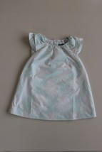 Baby GAP Girls Size 12-18 Months Floral Jacquard Lined Dress Ivory Frost... - $23.13