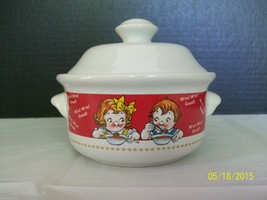 Campbell's Soup Small Covered Casserole 1998 Ca... - $10.39