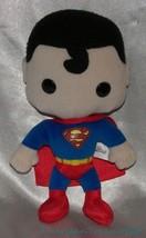 """Rare 2010 FUNKO PLUSHIES DC SUPERHERO 9"""" Plush JUSTICE LEAGUE Classic SU... - $38.69"""