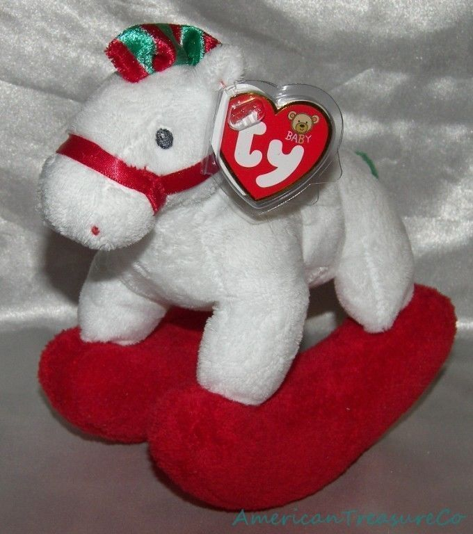 NEW TY PLUFFIES Baby Plush 8