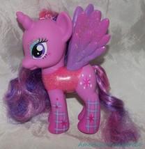 "MY LITTLE PONY G4 Big 6"" Glittery THROUGH THE MIRROR PRINCESS TWILIGHT S... - $17.40"