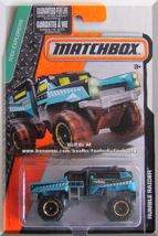 Matchbox - Rumble Raider: MBX Explorers #88/120 (2015) *Light Blue Edition* - $5.49