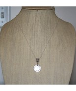 """My Story Isn't Over Yet ~ Semicolon Project ~ 20"""" Necklace - $9.00"""
