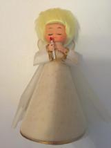 Vintage Christmas Angel Music Box Figurine Musi... - $19.99