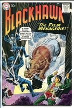 BLACKHAWK #157 1960-DC-PARACHUTE COVER-vg minus - $31.04
