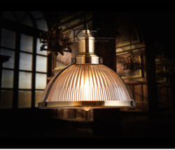 Clemson Prismatic Single Pendant Haning Ceiling Lamp E27 Light lLighting Fixture - $65.85
