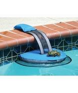 FROG LOG Swimming Pool Pond Animal Rescue Float Ramp Platform Cleaner - $26.00