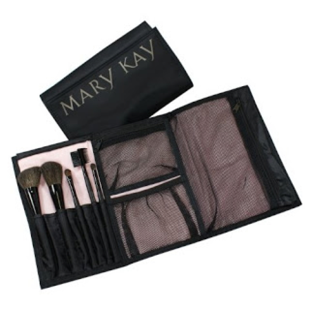mary kay cosmetics case Free shipping and guaranteed authenticity on mary kay black travel roll-up  cosmetic bago roll up travel makeup bag o hangs up o has ind.