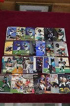 1998 FRED TAYLOR Rookie LOT 27 Cards Absolute,UD,Bowman Best,EX Chrome++ Jaguars - $27.90