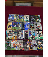 1998 FRED TAYLOR Rookie LOT 27 Cards Absolute,UD,Bowman Best,EX Chrome++... - $27.90
