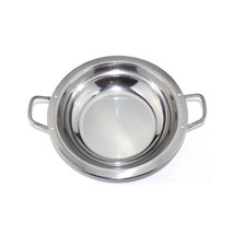 thick stainless steel broadside ears dry pan alcohol stove Stewed broadside - $33.28+