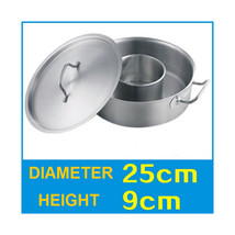 Composite bottom paragraph 03 stainless steel pot ears picture   25*9 - $98.99+