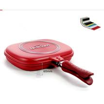 frying pans have a pressure cooker 30cm non-stick pancake pan Smokeless - $56.04