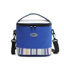 Premium 6L portable Personal Cooler  Lunch Bag Box   blue - $14.24