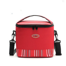 Premium 6L portable Personal Cooler  Lunch Bag Box    red - $14.24