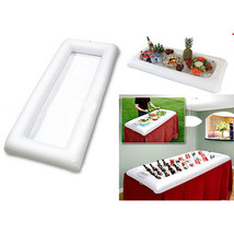 Inflatable Salad Bar Buffet Ice Food Drink Beer Cooler Party beverages c... - $15.19