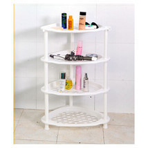 Big Toilet Bathroom Storage Rack Plastic Washbasin Rack Kitchen Storage - $59.84