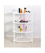 Big Toilet Bathroom Storage Rack Plastic Washbasin Rack Kitchen Storage - £43.93 GBP