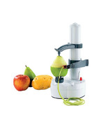 Automatic Electric Fruit Apple Pear Potato Peeler Portable Kitchen Utensil - $33.24