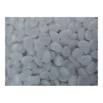 100pcs Hot Man-Made Glow in the Dark Pebbles Stone for Garden Walkway Sky Blue - $16.14