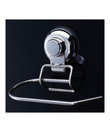 Toilet Paper Holder Suction Cup Tissue Roll Stand Bathroom Paper holder - $15.19