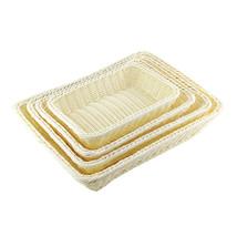 imitation rattan basket bread basket rattan baskets rattan bread basket - $14.99+