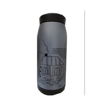 Stainless Steel Vacuum Flask Bottle Water Coffee Thermos Big Belly Shape... - $15.19