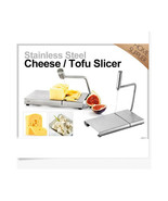 Replacement Stainless Steel Cheese Tofu Cake Wire Slicer Cutter & Servin... - $23.74