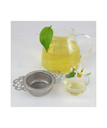 The new tea gift tea strainer tea strainer 304 stainless steel tea filter - $7.59