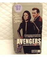 Avengers Television Series set of Tapes in Box.... - $3.50