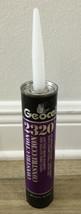 Geocel 2320 White Construction Tripolymer Gutter & Narrow Seam Sealant 1... - $7.91