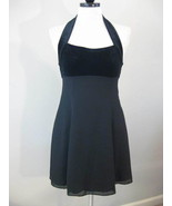 Zum Zum By Niki Livas Mini Halter Dress Size 11/12  - $38.00