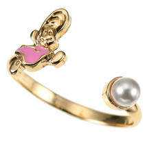 Disney Store Japan Alice Young Oyster Ring Pearl Baby Oyster - $38.61